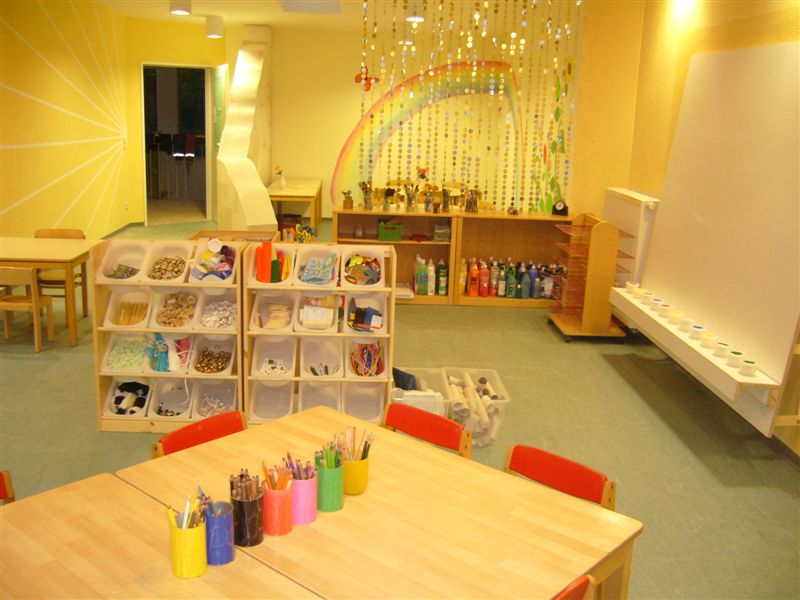 Projekt kindergarten himmelsleiter von feng shui praxis for Raumgestaltung in der kita